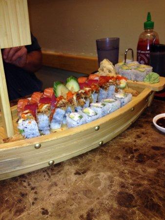 I Sushi-Teriyaki