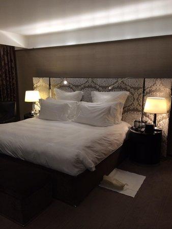 Bulgari Hotel, London: Lush bedrooms