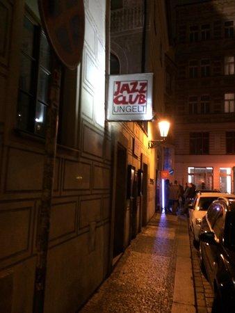 Jazz Club Ungelt: Ungelt