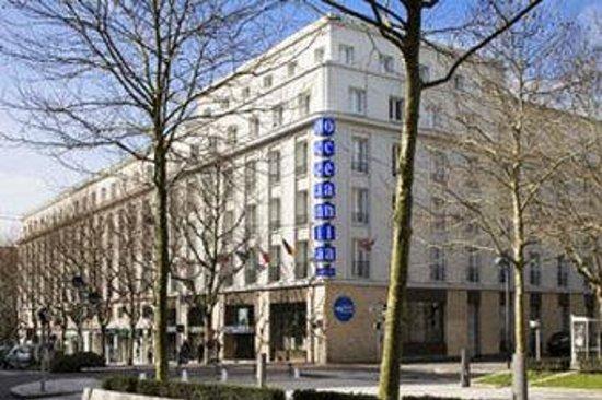 Hotel Oceania Brest Centre