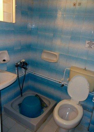 Koursaros Apartments : bathroom