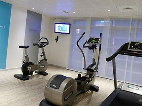Novotel Suites Cannes Centre: Recreational Facilities