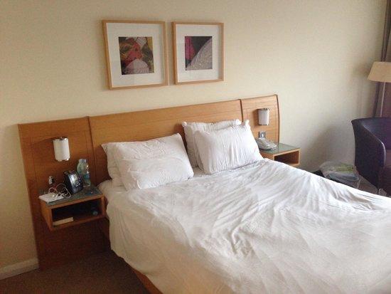 Hilton Newcastle Gateshead: Room
