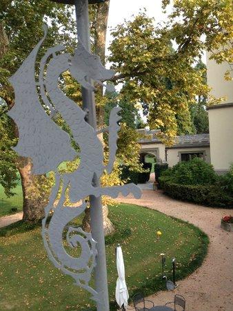 Castello Dal Pozzo : un altro drago
