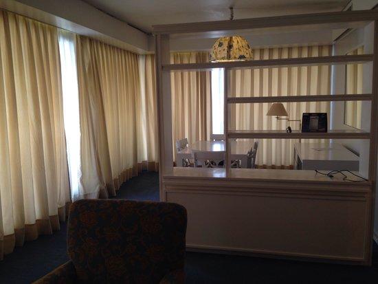 Eurobuilding 2 Aparthotel: Suite