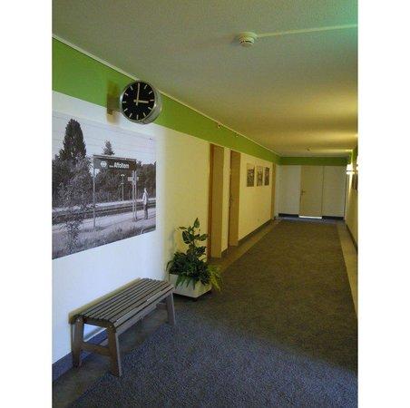 Hotel Kronenhof : Interior