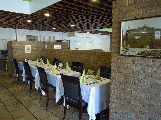 Hotel Kronenhof : Restaurant