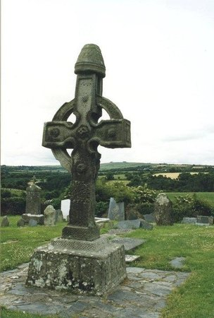 Tipperary, Ireland: Ahenny High Cross