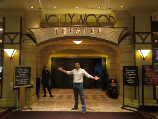 Teatro Hollywood MGM, David Copperfield