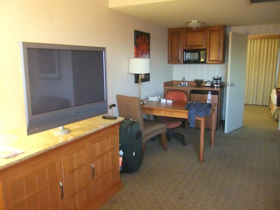 DoubleTree Suites by Hilton Hotel Phoenix: Plenty of room