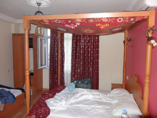 Marmara Guesthouse : our room