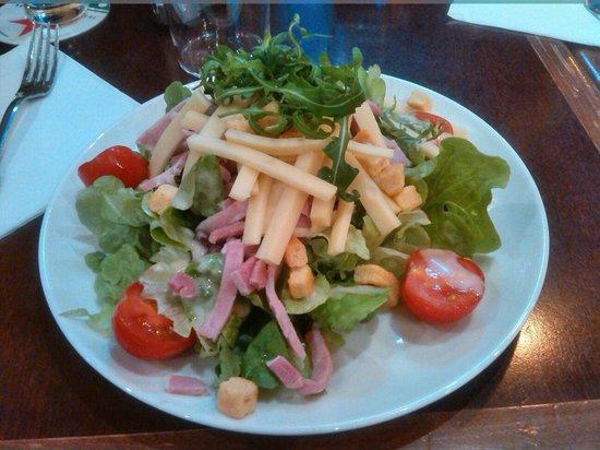 Le Madeleine 7 : Salade parisienne