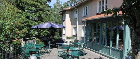 Danderyds Gasteri: Terrace