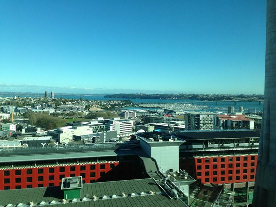 SKYCITY Grand Hotel : View from 21st Floor