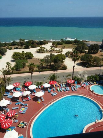 Hotel Playas de Torrevieja: Vistas preciosa