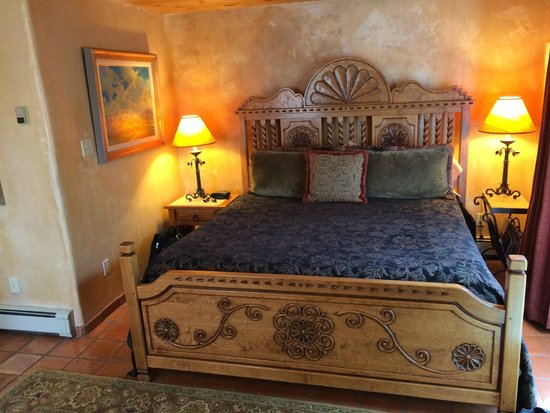 El Farolito B&B Inn: Casita Garcia room