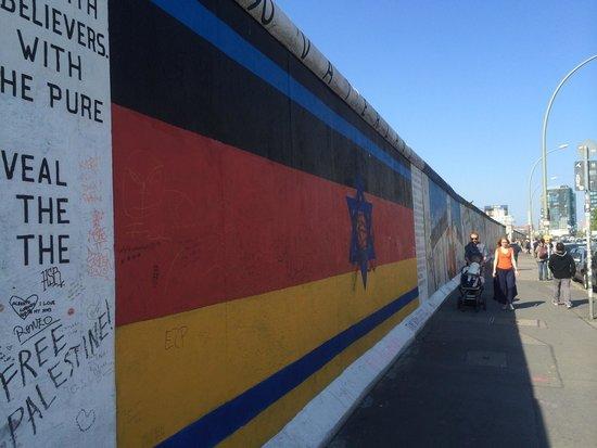 East Side Gallery: Wall