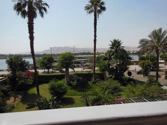Eatabe Luxor Hotel : breakfast room