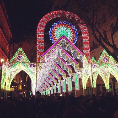 Fete des Lumieres Lyon : Fête des lumières