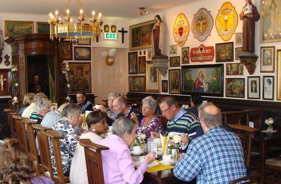 Cafe-restaurant De Zwarte Madonna: goed en gezellig eten