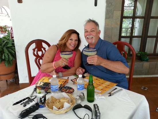 Casa Mission: Lunch
