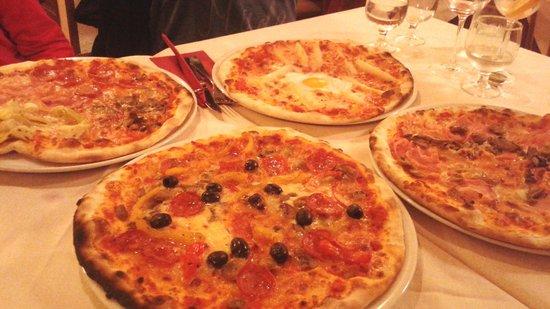 El Bronsin: pizzas muy apetecibles