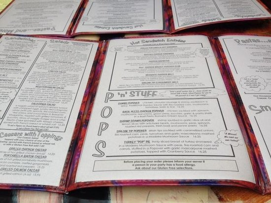 Judie's : menu#2