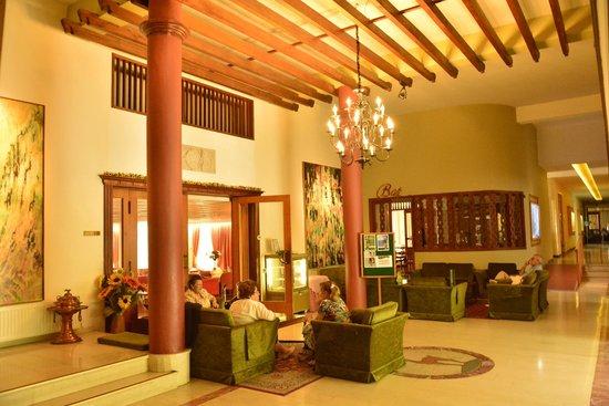 Forest Park Hotel: Lobby Area