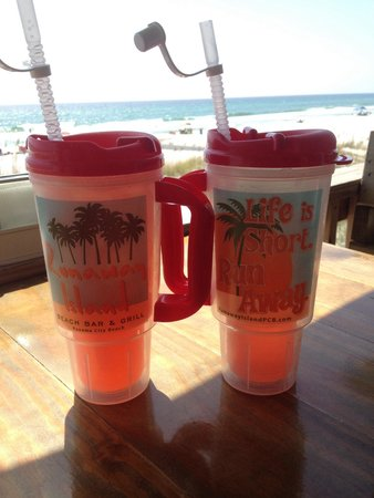 Runaway Island: Runaway Island Beach Bar & Grill
