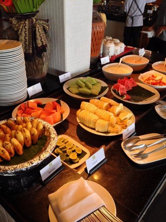 Best Western Premier Bangtao Beach Resort & Spa: breakfast