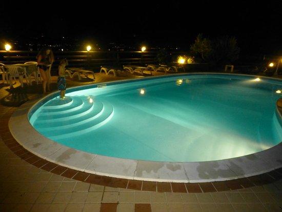 Residence Bellavista: Pool