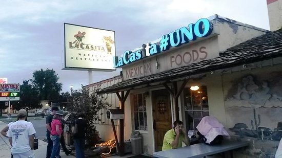 La Casita Mexican Restaurant In Springville Ut