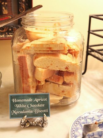 Scarborough Fair Bed & Breakfast: Biscotti