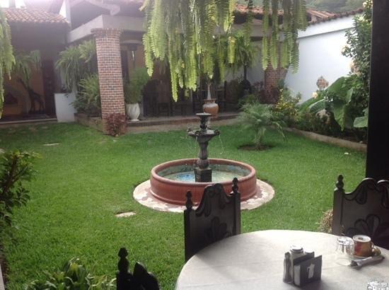 La Casa de Don Pedro: centre of the b&b