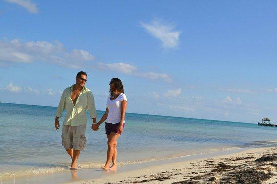 Secrets Capri Riviera Cancun: nice beach