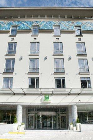 Holiday Inn Moscow-Simonovsky: Exterior Feature