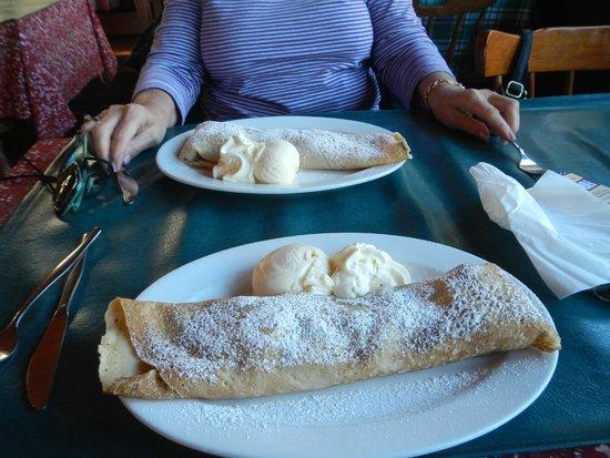 Mount Elephant Pancakes: Nice break - enjoyed the crepes.