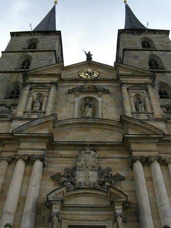 St. Michaelskirche - Auch von außen eindrucksvoll...