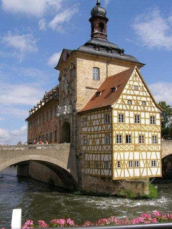 Altes Rathaus : Altes Brückenrathaus Bamberg