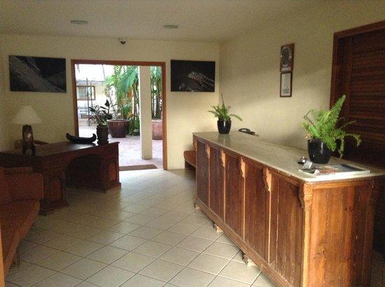Antigua Yacht Club Marina Resort: Reception