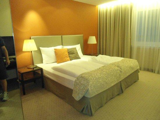 Austria Trend Hotel Savoyen Vienna: habitacion