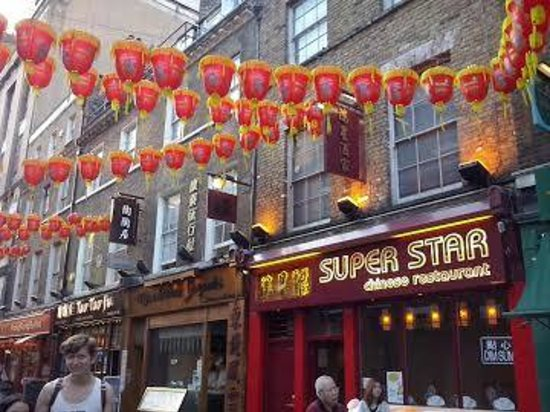 Super Star Chinese Restaurant China Town Leicester Square