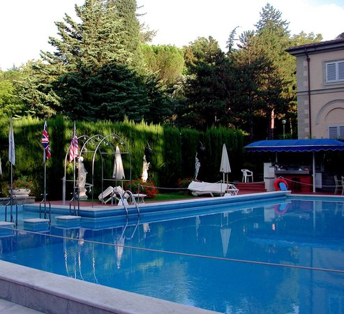 Villa Cora Pool