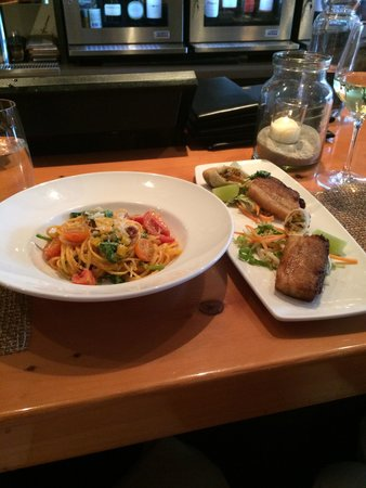 Lumber Yard: Pasta Special and Pork Belly!!