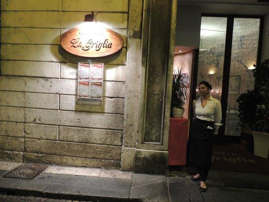Ristorante La Griglia Verona