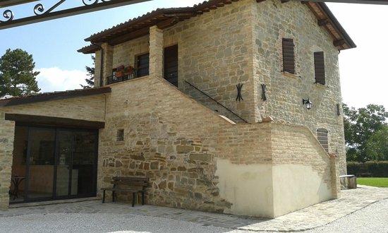 Agriturismo Borgo Umbro: Stanze