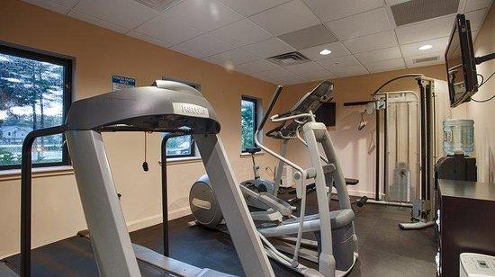 Best Western Plus Brunswick Bath: fitnesscenter