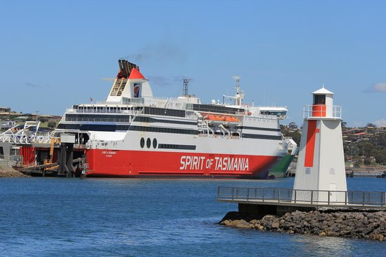Spirit of Tasmania in Tasmania