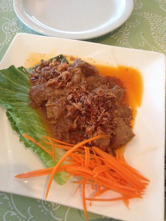 Bali Thai Cafe San Diego Mission Valley Hotel Circle