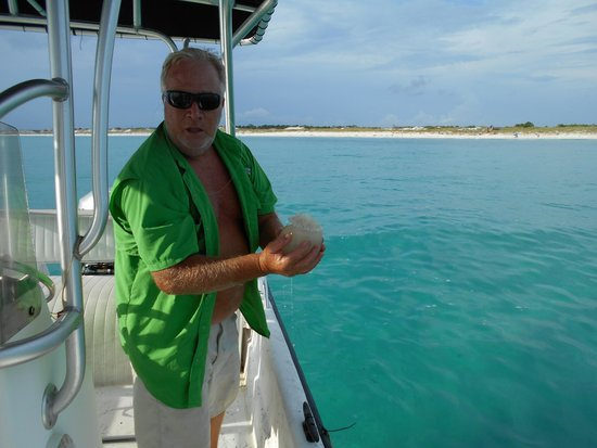 Aquatic Adventures: Captain Rob